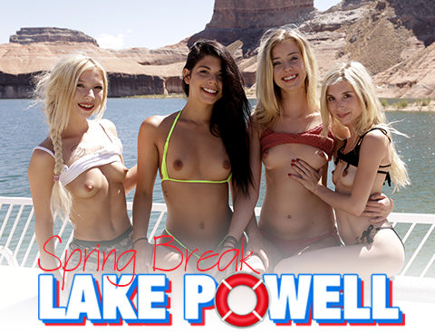 Spring Break Lake Powell
