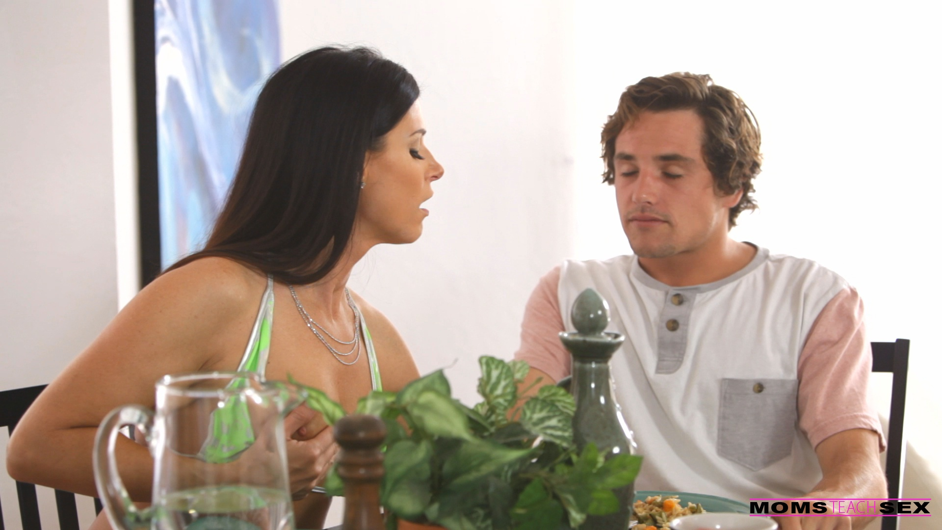 After Dad Leaves - S2:E4 featuring India Summer and Tysen Rich. (Video & Screenshots)
