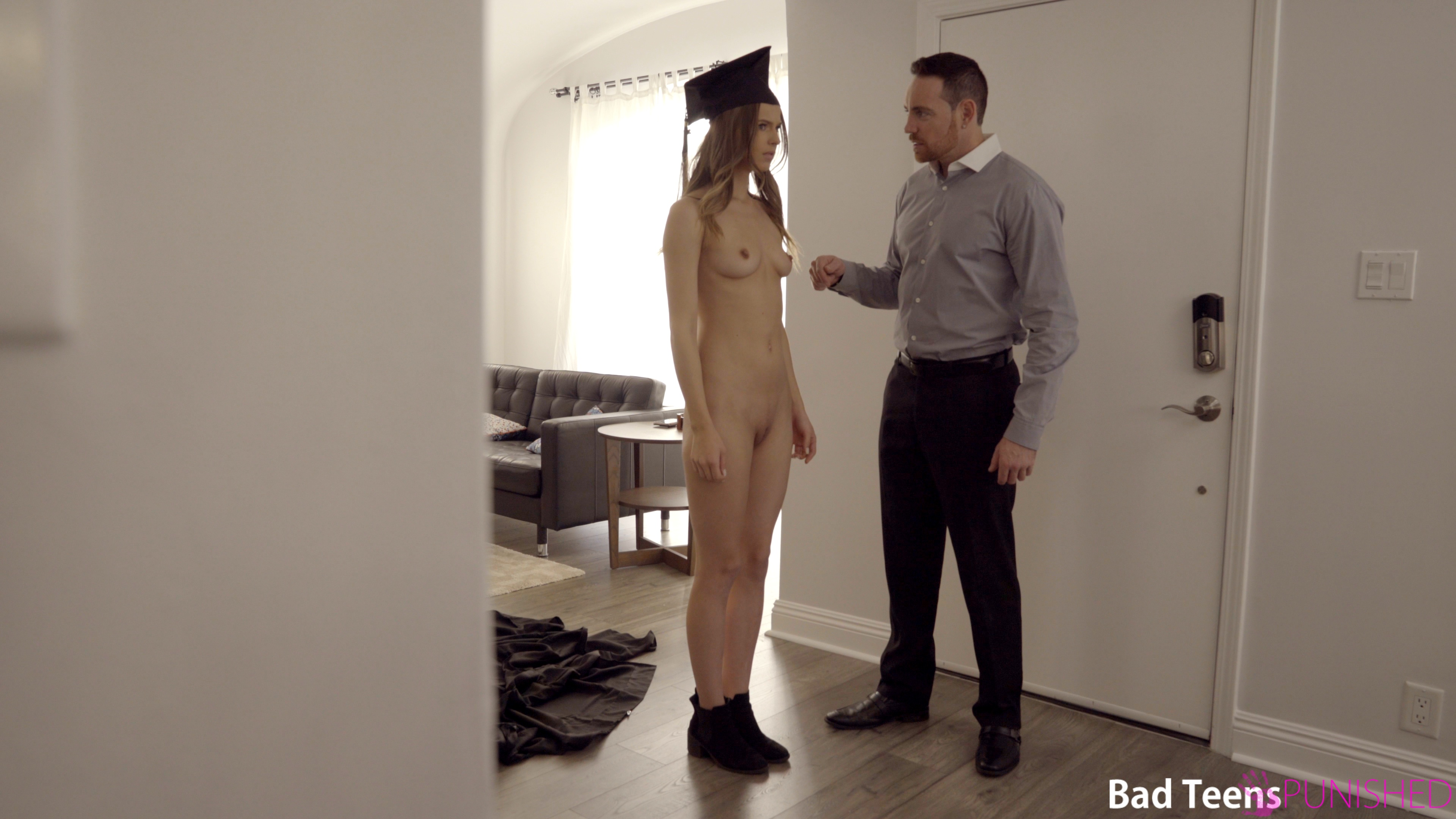 BadTeensPunished.com - Jillian Janson: Shameful Behavior - S5:E6