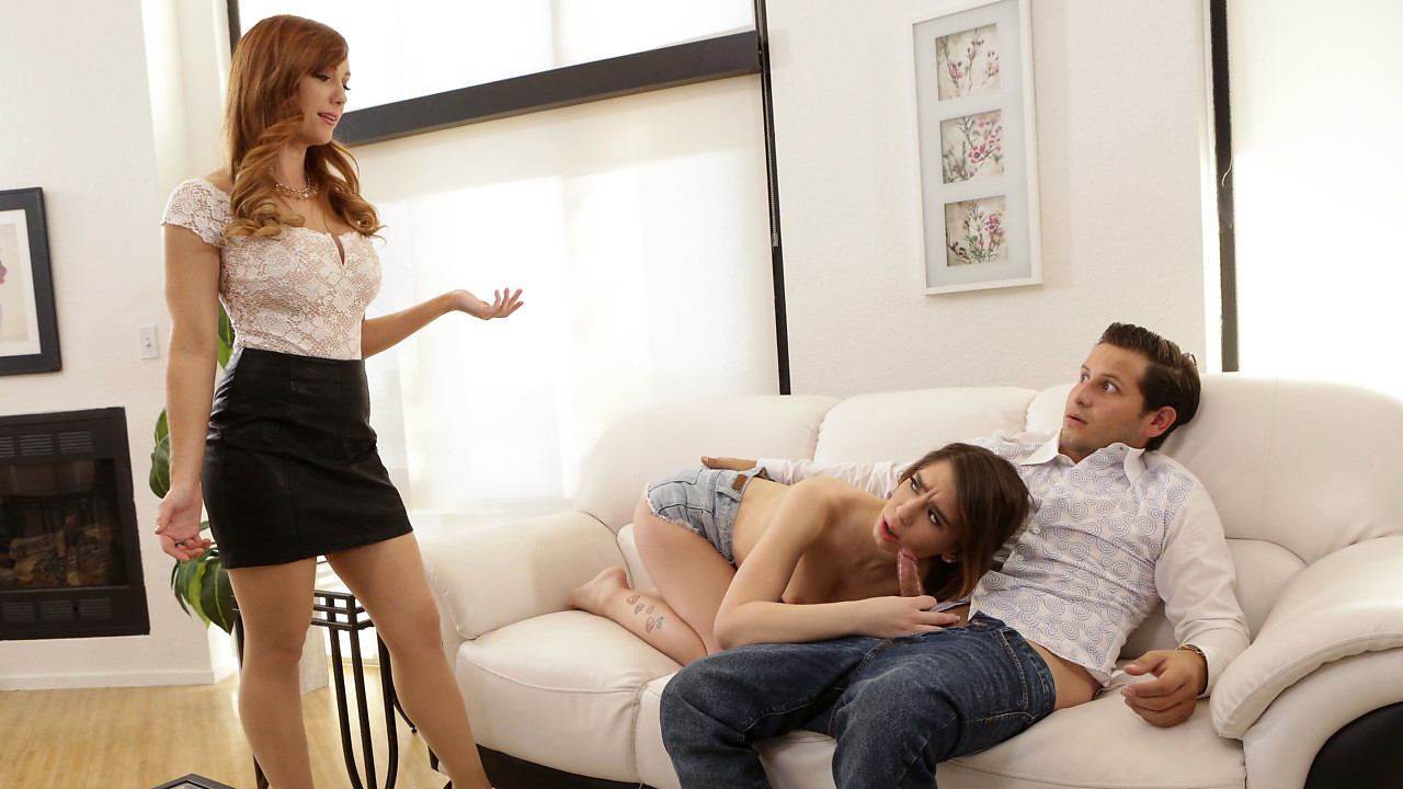 Threesomes how common are