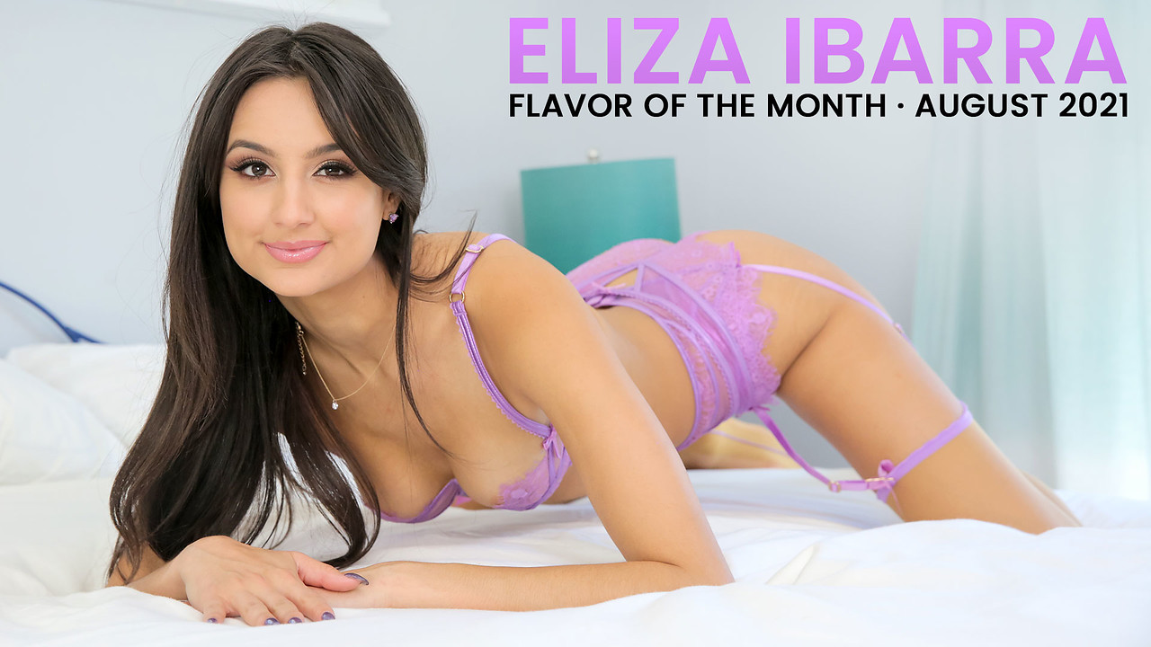 August 2021 Flavor Of The Month Eliza Ibarra