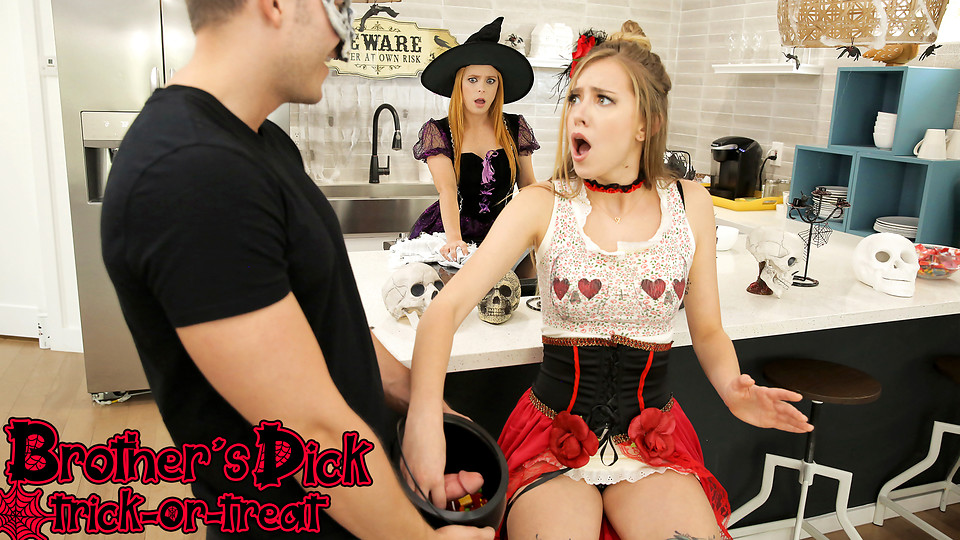 Preview Moms Teach Sex - Brothers Dick Trick Or Treat - S11:E7