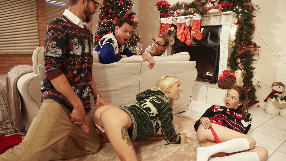 Christmas Family Sex - S1:E2