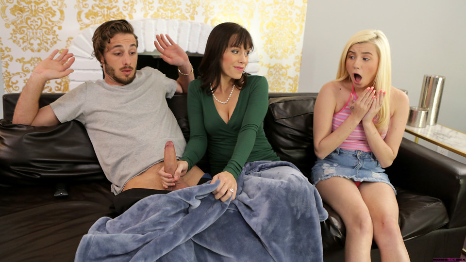 Thumbnail Moms Teach Sex - Distracted By Dick - S10:E10