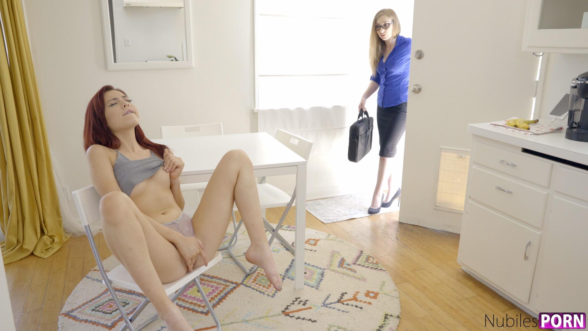 Nubiles-Porn.com - Gracie Green,Sabina Rouge: Little Lesbians - S13:E1