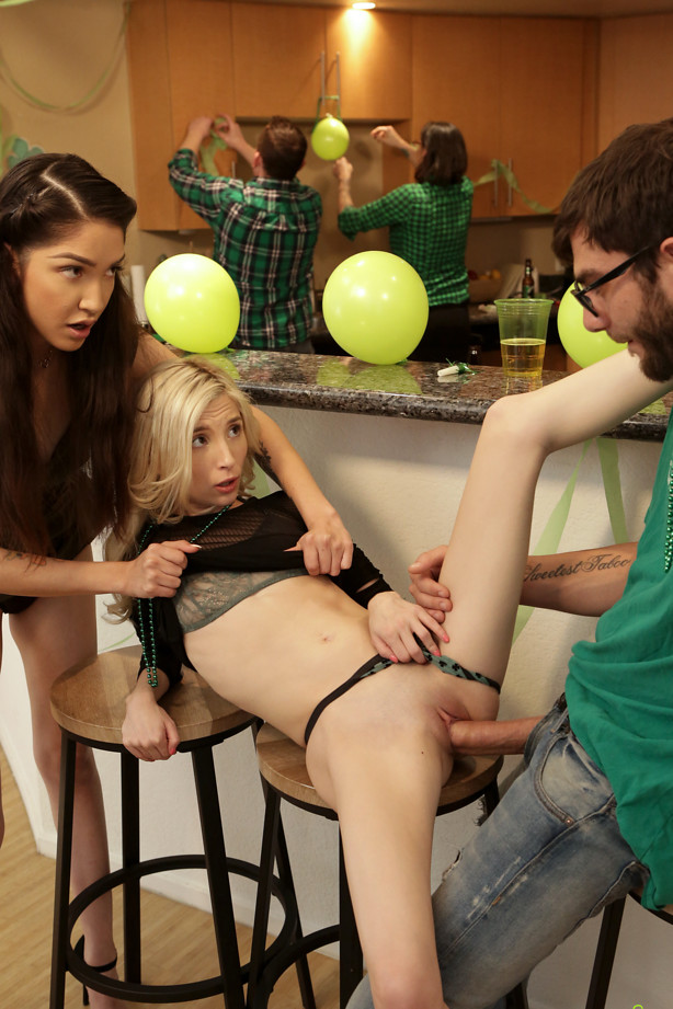 Bratty sis sister wants my cock while mom is near s2e11 - 1 part 5