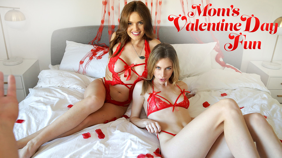 Moms Valentines Day Fun