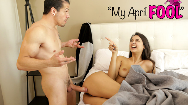 My April Fool To Brother by Eliza Ibarra - PrincessCum