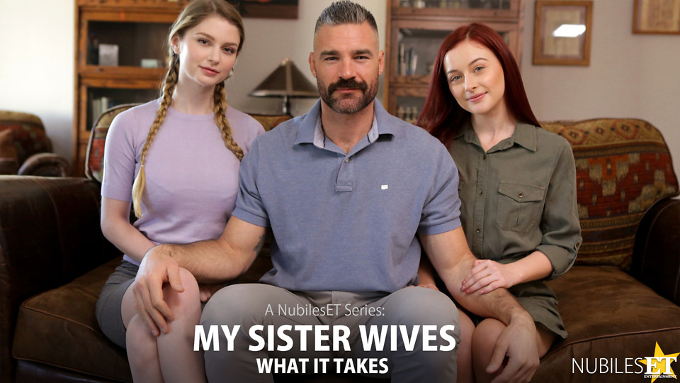 Preview Nubiles Porn - My Sister Wives What It Takes - S14:E7