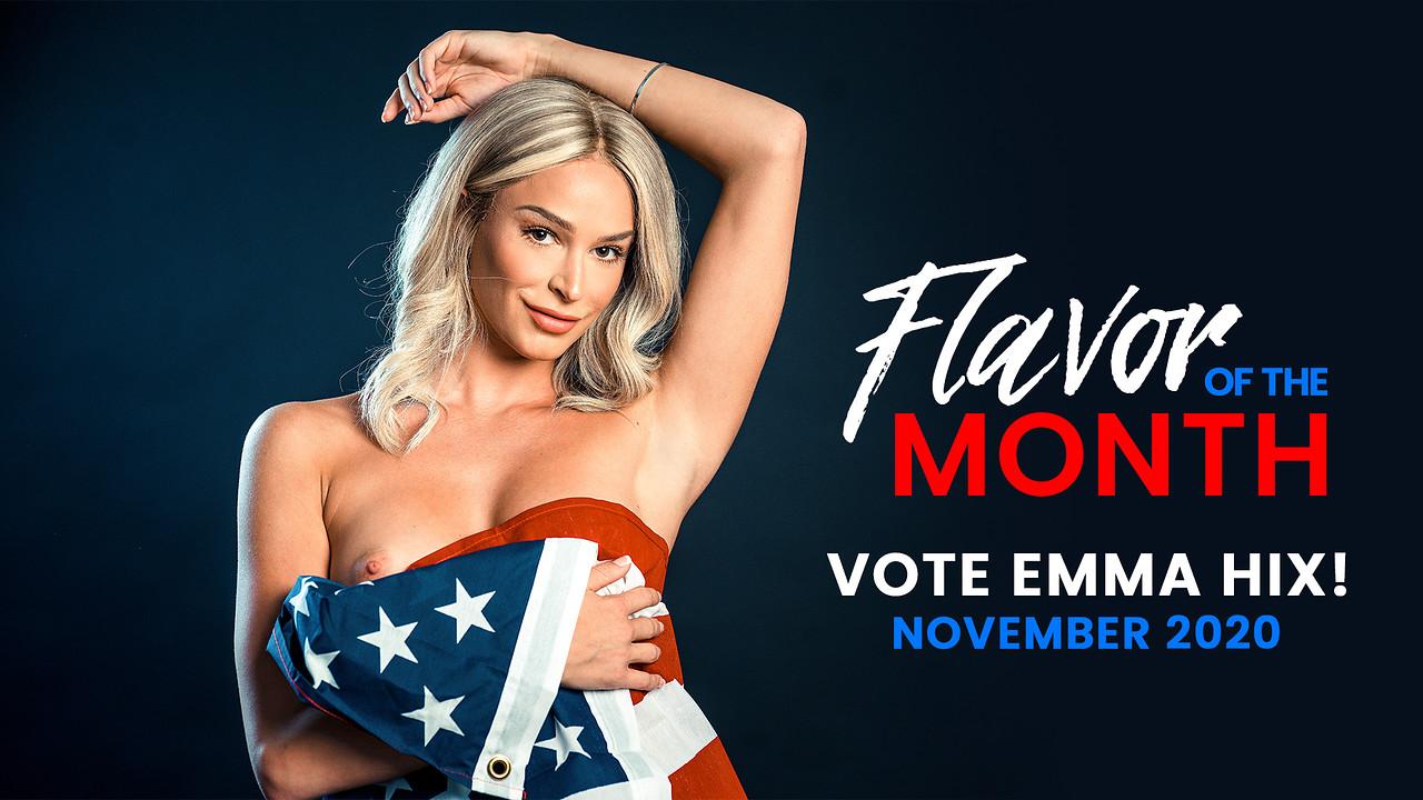 November 2020 Flavor Of The Month Emma Hix