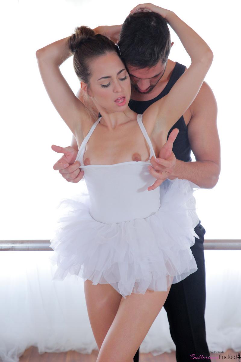 Costume adult ballerina