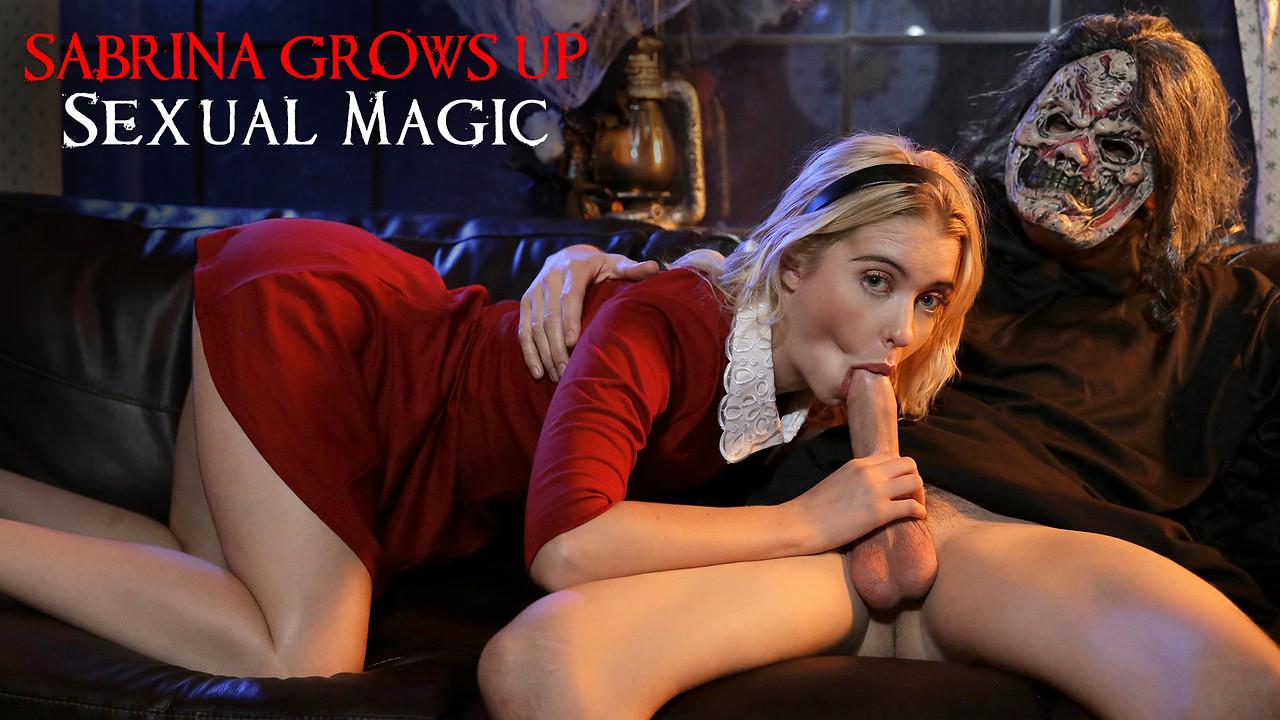 Sabrina Grows Up Sexual Magic