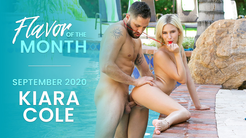 Flavor Of The Month Kiara Cole