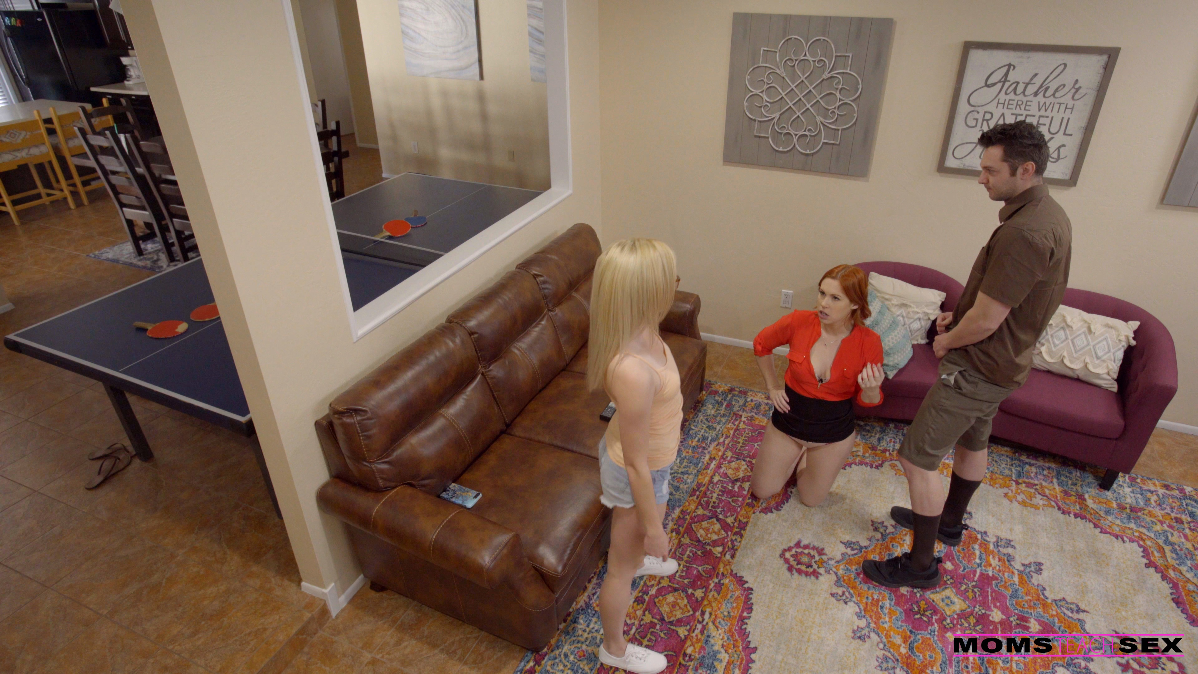 MomsTeachSex.com - Edyn Blair,Katie Kush: Special Delivery - S10:E8