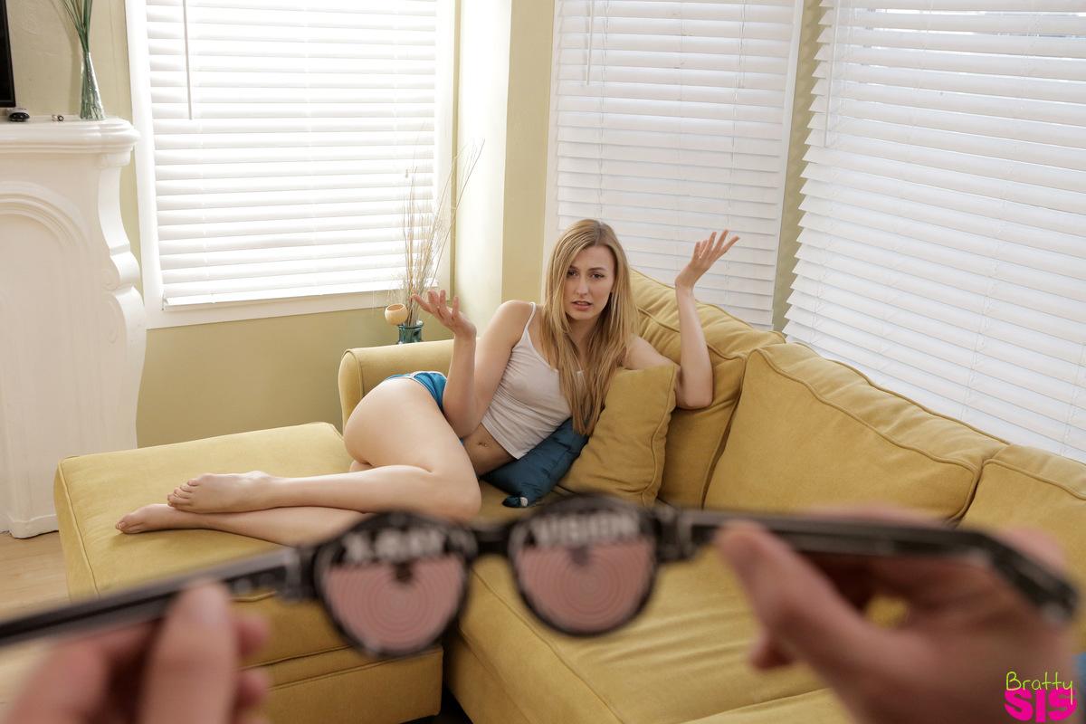 brattysis.com - Alexa Grace: Spying On My Sister - S5:E9