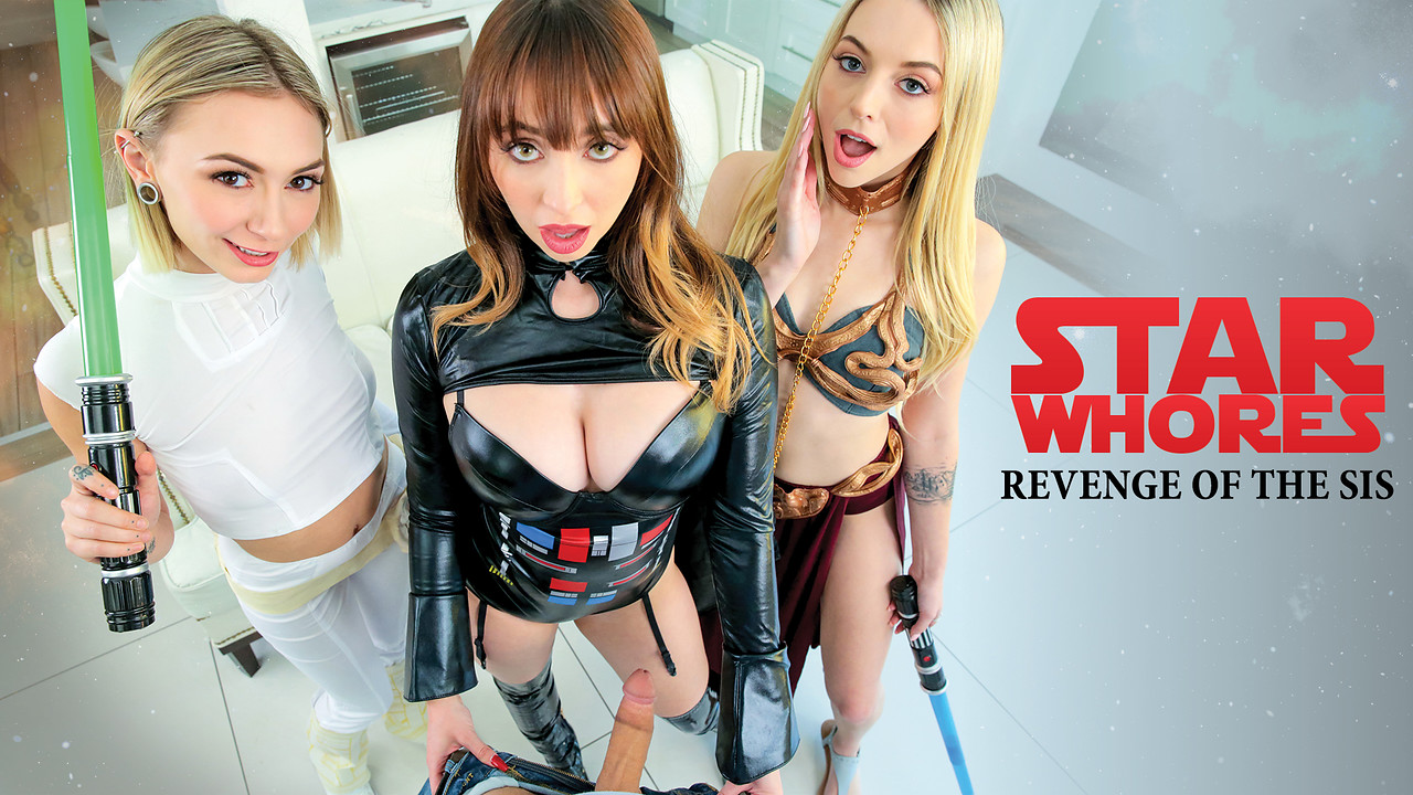 Star Whores Revenge Of The Sis
