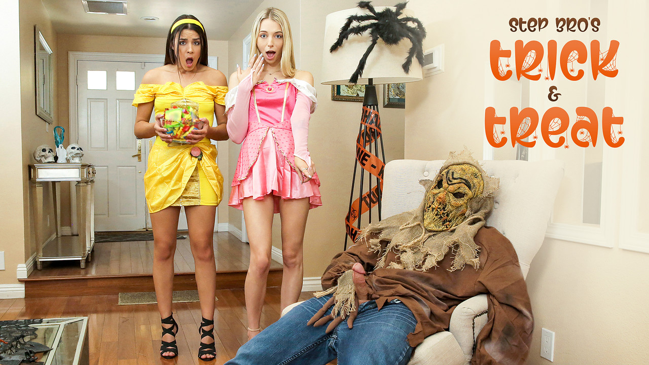 Step Brothers Trick And Treat