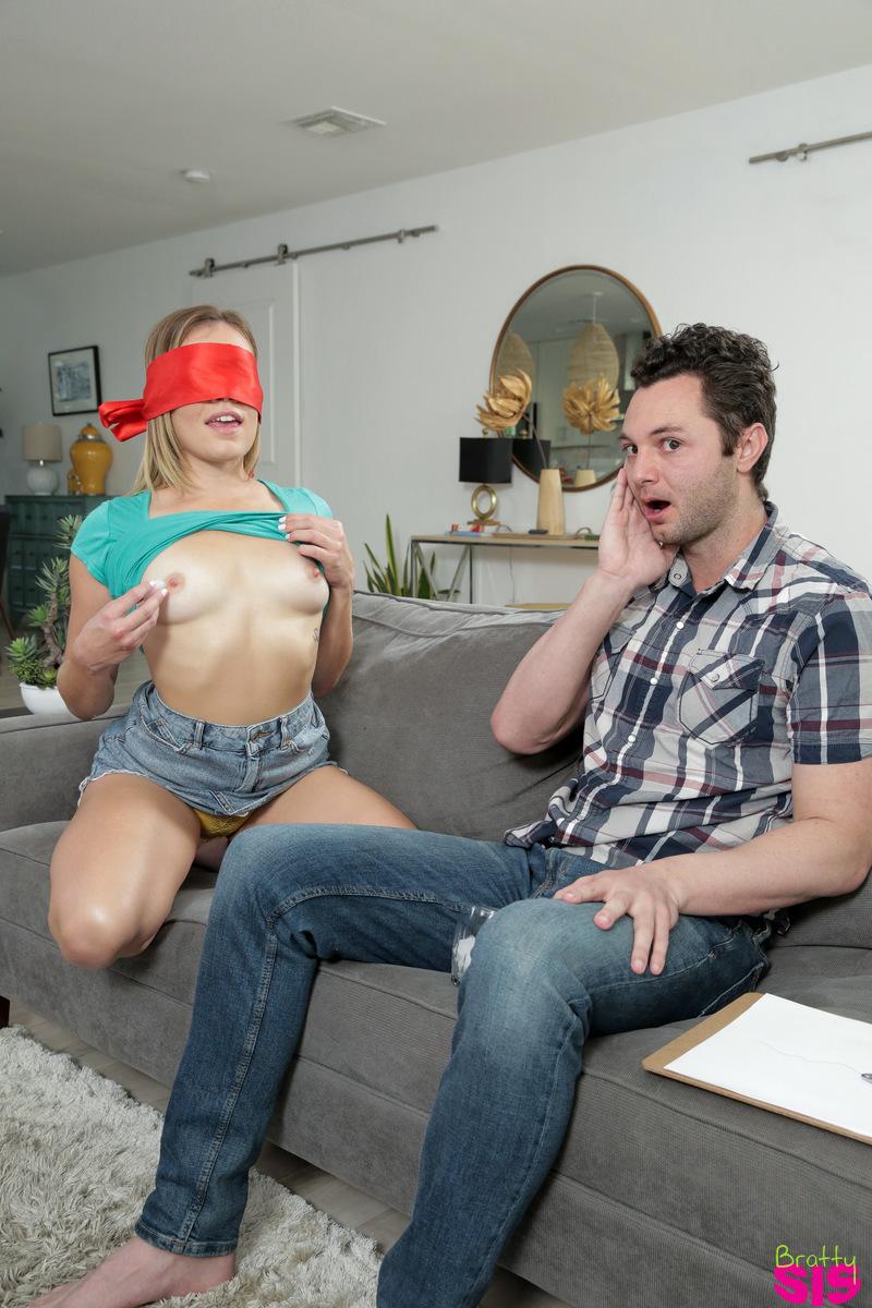 brattysis.com - Katie Kush: Step Sisters Sexperiment - S17:E5