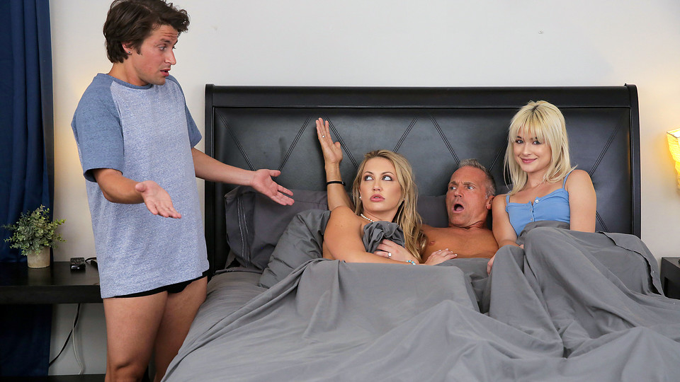 Taboo Family Porn – Swap Sis Gets Her Kicks