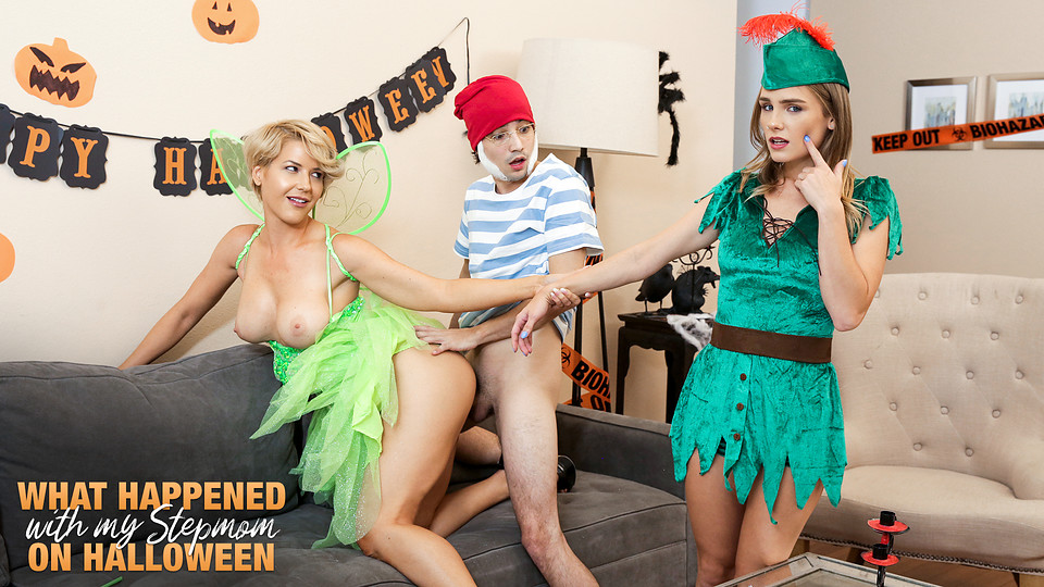 What Happened With My Stepmom On Halloween – S14:E1